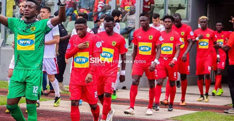 SAD!: Kotoko Fail To Make CAF Champions League Group Phase After Horror Officiating In Monastir