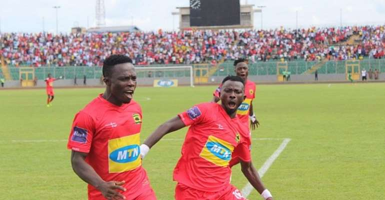 Asante Kotoko To Play CAF Confederation Cup After Champions League Exit