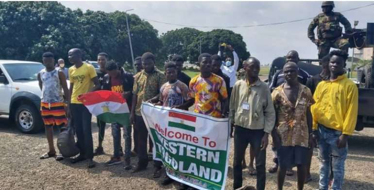 Secessionist Group Must Be Disbanded And Prosecuted