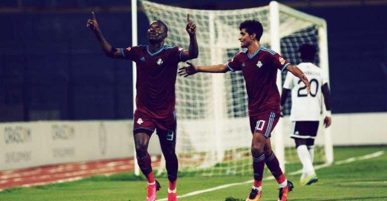John Antwi's Solitary Strike Seals Victory For Pyramids FC Against Al-Ittihad