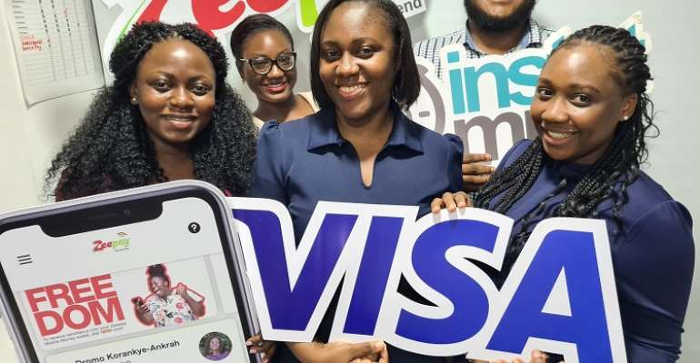 Zeepay And Visa Partner To Make Digital Payments Available To More Consumers In Ghana