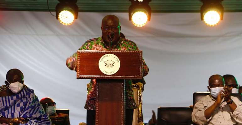 Akufo-Addo Praises Jospong For Building $95 million Composting And Recycling Plant In Kumasi