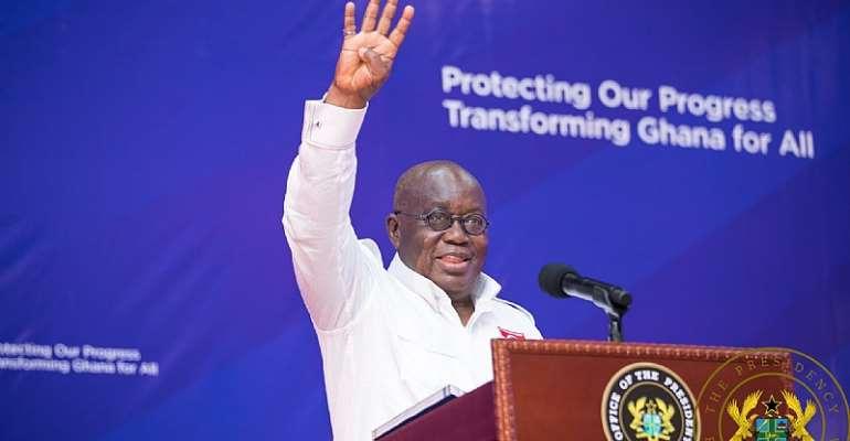 Ghanaians Won't Betray President Akufo-Addo