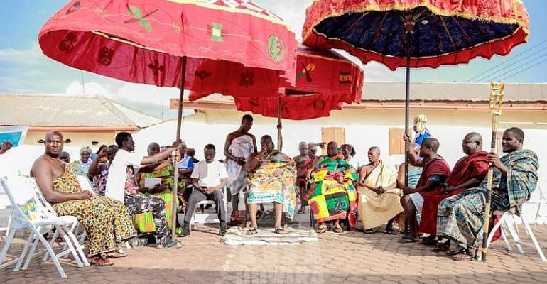 2020 Akuapem Odwira Festival Opens With Major Activities Up To 4th October