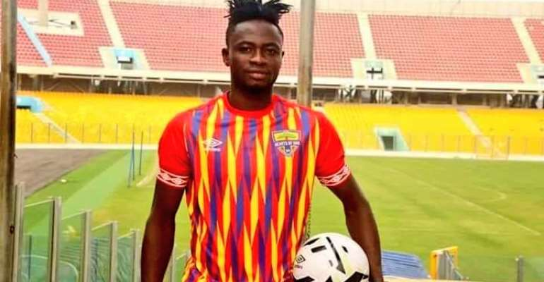 Hearts of Oak captain Fatawu Mohammed
