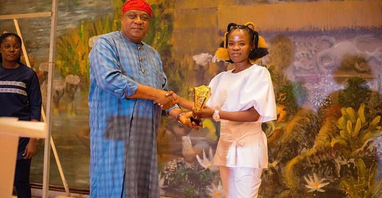 Pan-Africa Heroes Awards: Ohemaa Woyeje Wins Most Authentic Radio Presenter 2020