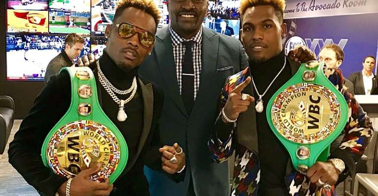 Jermall Charlo And Jermell Charlo Each Impressively Won World Title Showdowns