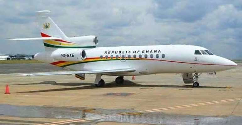 Our10-hour Air Endurance Ghana jet is in pristine condition, new presidential jet unnecessary — SDDDF-Africa to government