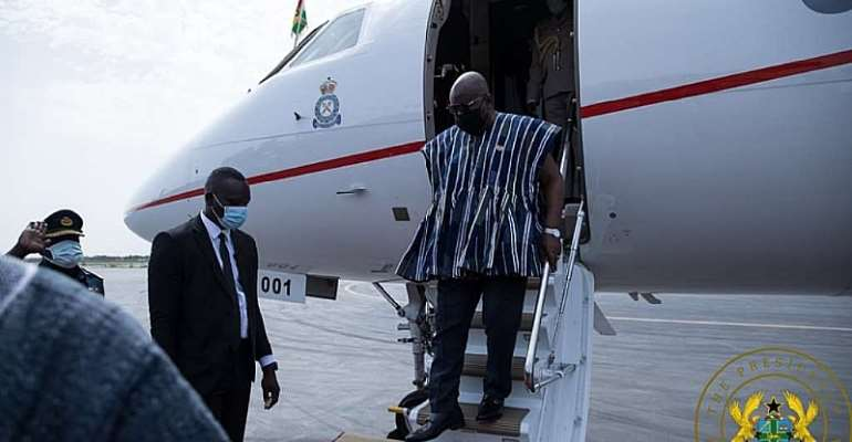 Be sensitive, this is not the time to buy a new presidential jet – Prof. Agyeman-Duah to government