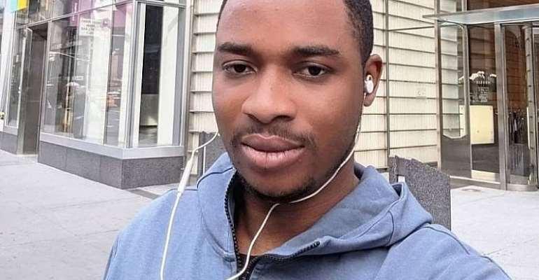 Twene Jonas declared missing