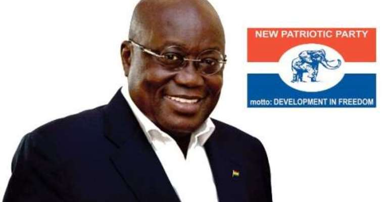 Nana Akufo-Addo submits nomination forms to Electoral Commission