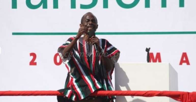 Just recycle 2012 manifesto – Mosquito taunts NPP