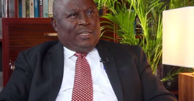 You Wanted To Make Me 'Lame-Duck' — Martin Amidu Fires AG