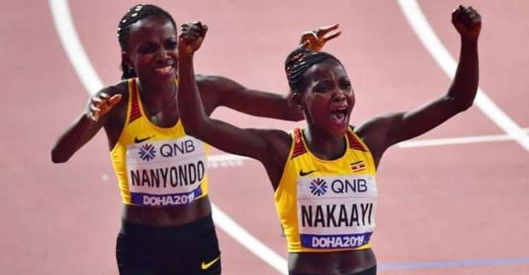 Doha 2019: Uganda's Nakaayi Upsets The Field To Win Women's 800m