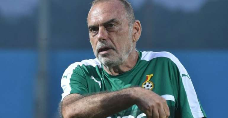 'I Will Welcome The Opportunity To Coach Black Stars Again', Says Avram Grant