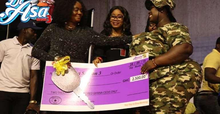PM Emerges Winner Of Di Asa Season 3