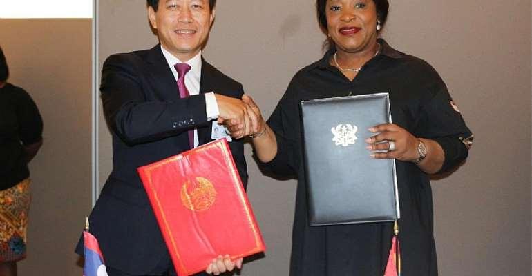 Ghana Seeks Diplomatic Relations With Laos
