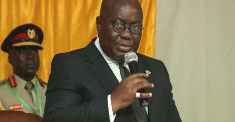 Ghanaians Aware We're Making 'Steady Progress' — Akufo-Addo