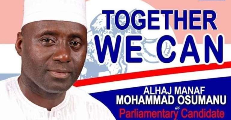 Alhaji Manaf Wins Ayawaso North Constituency Primaries