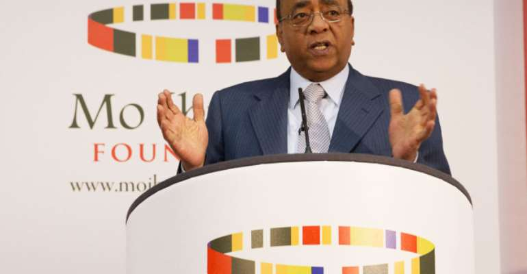 Mo Ibrahim Foundation To Launch First 'African Governance Report'