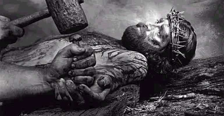 Will The Suffering God Stand Up For Us To Judge Him?