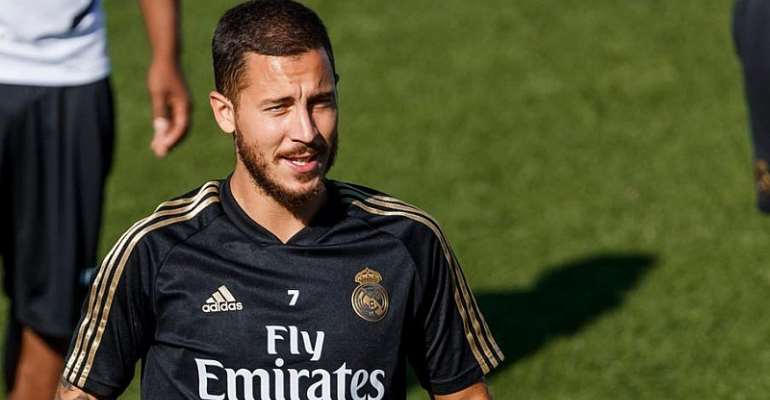 I Must Improve To Be A Real Madrid Galactico - Hazard