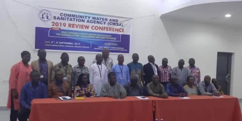 CWSA Adopts Business Model To Tackle Water Losses
