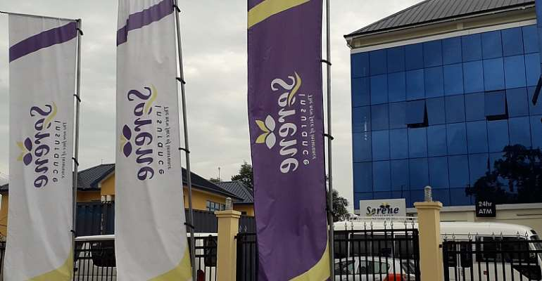 Serene Insurance Hits Kumasi And Ho