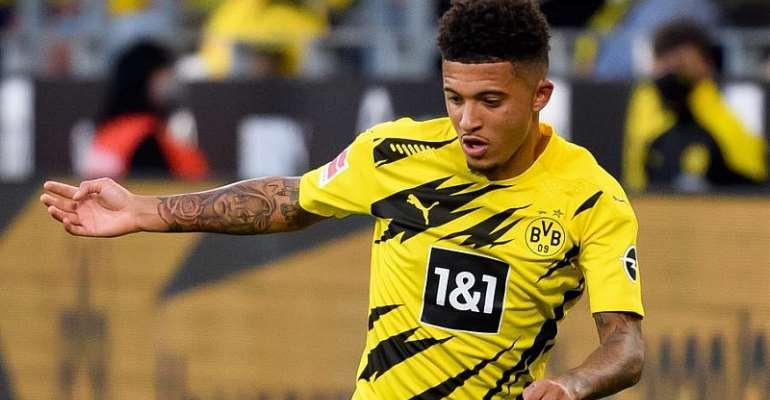 Dortmund reject Man United's €100m offer for Sancho