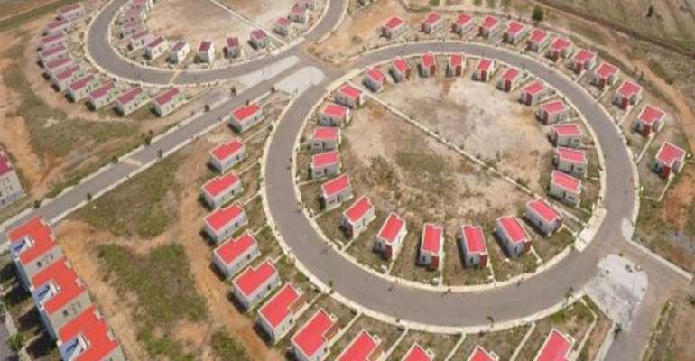 NDC Silence On Saglemi Housing Strange – Says CVM