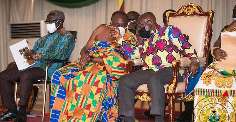 Akufo-Addo Inaugurates Tree Crop Dev't Authority In Kumasi
