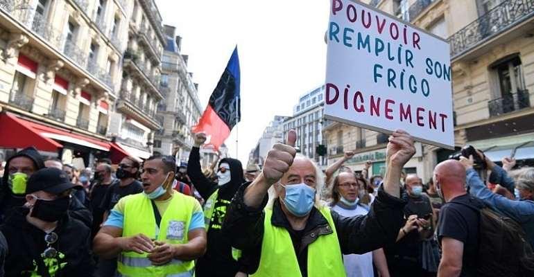 Alain JOCARD / AFP