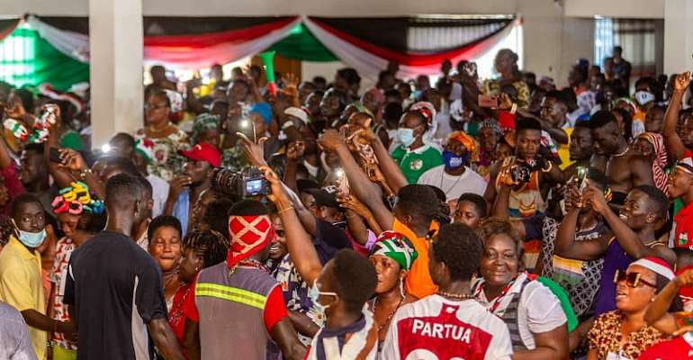Twifo Dressmakers Clamour for NDC's Return