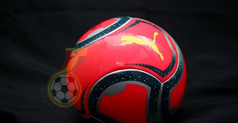GFA Takes Delivery Of Beach Soccer Footballs