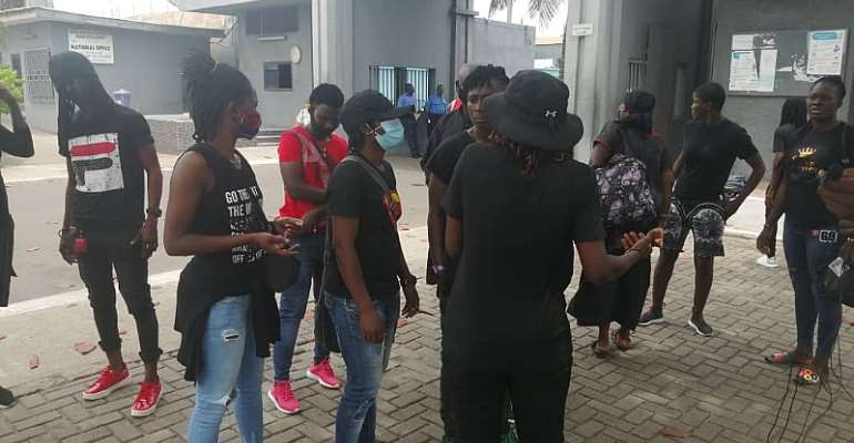 Aggrieved Black Queens players