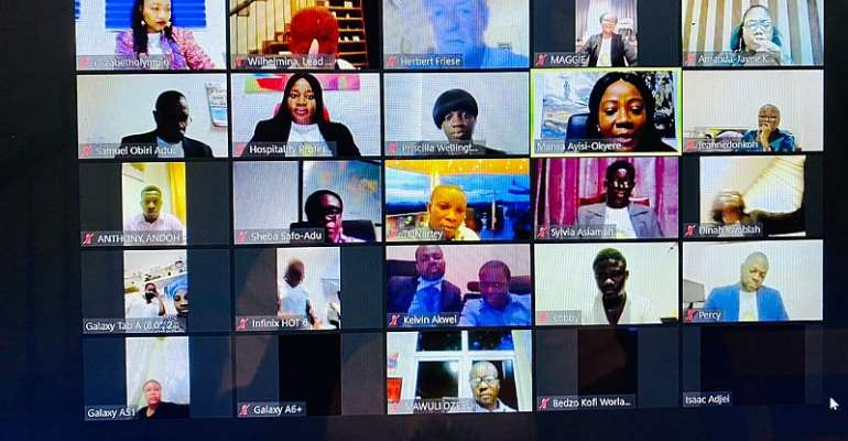 Ghana Hospitality Professionals Network Inaugurated