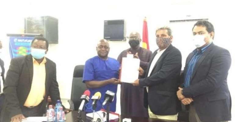 Ghana Railways And Afcons  Clinch $419m Rail Sector Deal