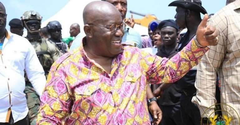 Akufo-Addo to begin week-long tour of Ashanti and Eastern Regions on October 1