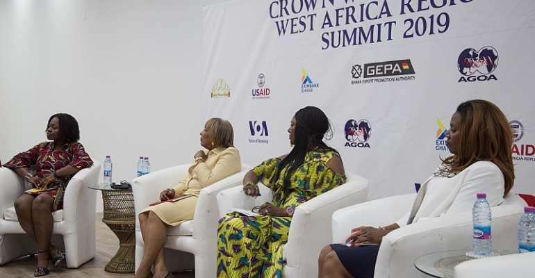 Crown Women Rising Regional Empowerment Summit Opens On Thursday
