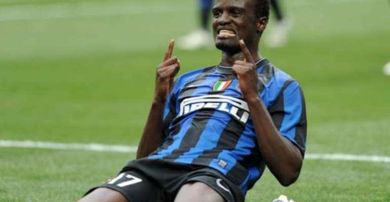 Ex-Inter Player Mariga To Vie In Kenyan By-Election