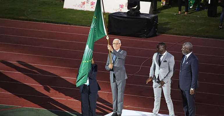 Egypt Wins 2019 African Games In Morocco