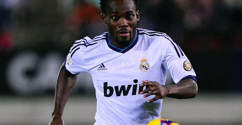 Playing For Real Madrid Is One Of The Biggest Moment In My Playing Career, Says Michael Essien