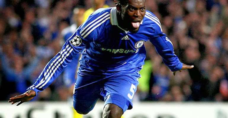 I Fulfilled My Dream By Playing In England – Michael Essien
