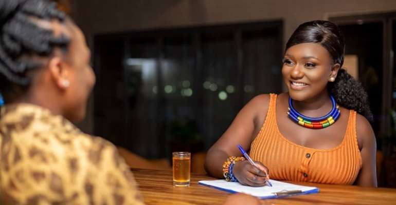 Royal Senchi appoints Akosua Dentaa as brand Ambassador