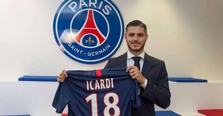 Mauro Icardi: Argentina Striker Joins Paris St-Germain On Season-Long Loan From Inter