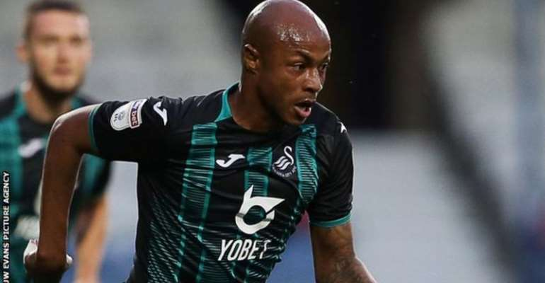 Swansea City: Keeping Andre Ayew And Borja 'A Bonus' Says Chairman Trevor Birch