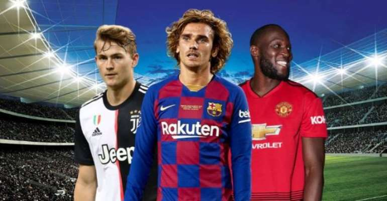 Europe's Top Five Leagues Spend Record £5bn In Summer Signings