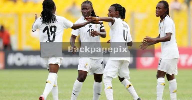 TOKYO 2020: Black Queens Beat Gabon 5-0 On Aggregate To Qualify For Third Round
