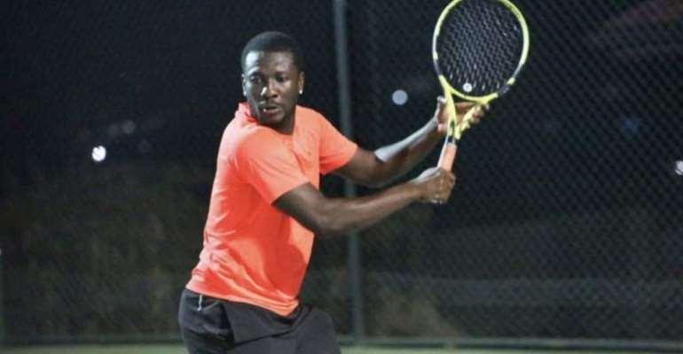 Ghana Legend Asamoah Gyan Supports Ghana Tennis Stars