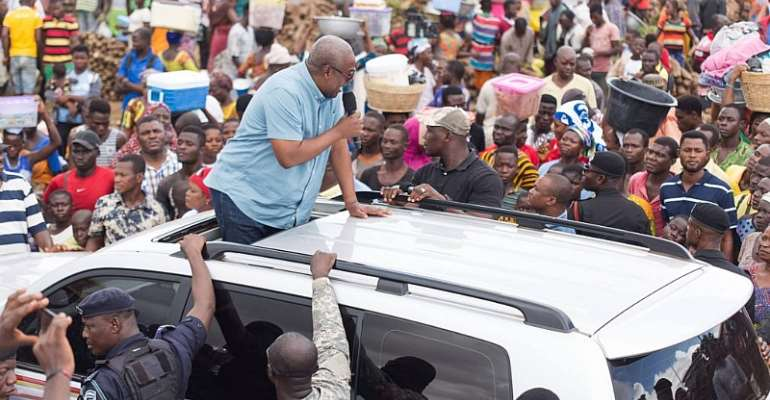 We'll Do Everything Legitimately Within Our Powers To Oppose Agyapa Deal – Mahama Insists